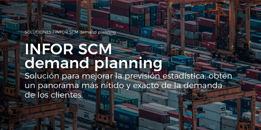 moviles Soluciones Infor SCM ctn global